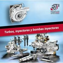 TURBOS E INYECTORES